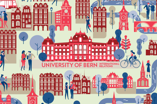Imagekampagne | Universität Bern, International Relations